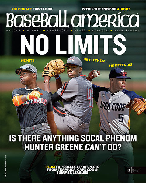 No Limits is There Anything SoCal Phenom Hunter Greene Can't Do?