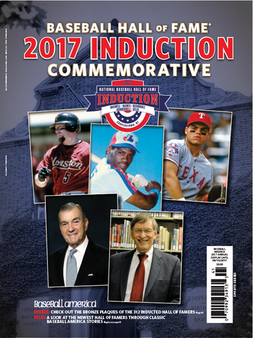2017 Hall of Fame Commemorative