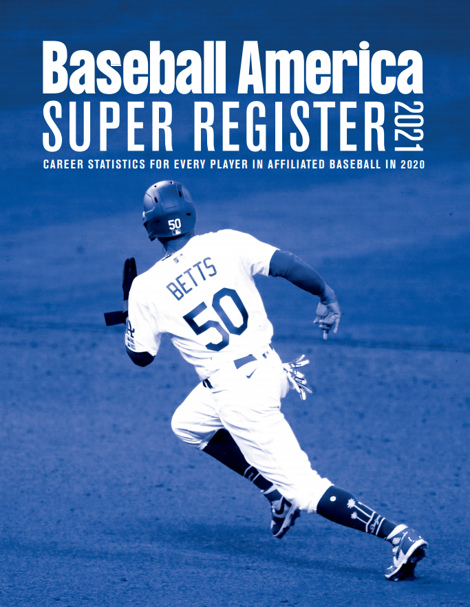 2021 Baseball America Super Register