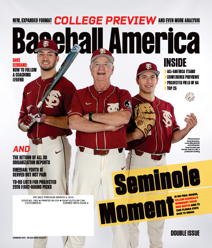 Subscribe to Baseball America!