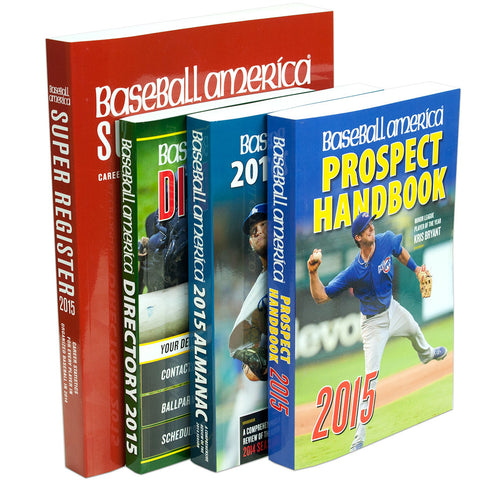 2015 Baseball America's Best Sellers