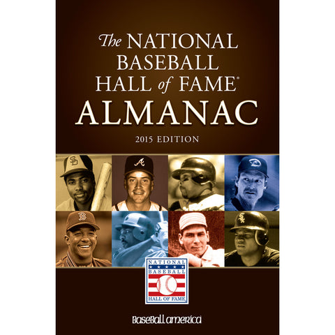2015 National Baseball Hall of Fame Almanac
