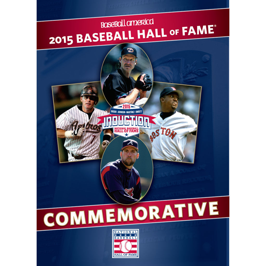 2015 Hall of Fame Commemorative
