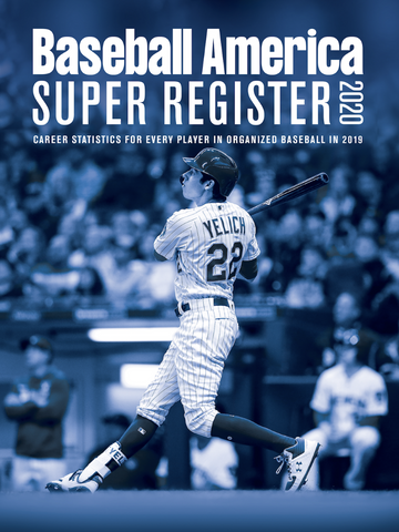 2020 Baseball America Super Register