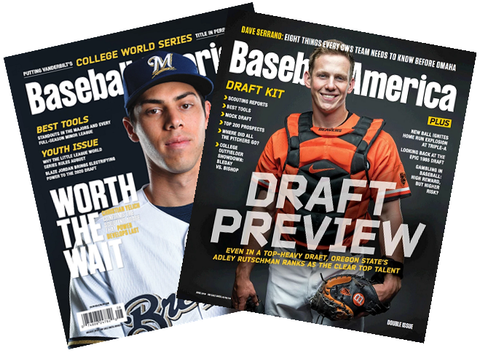 Baseball America - The Magazine (Canadian Subscription)