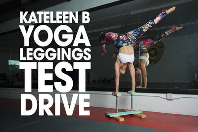 (Kateleen B) Yoga Star Test Drives Our New Leggings