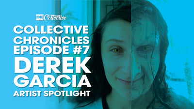 Derek Garcia SFX Makeup - Collective Chronicles #7