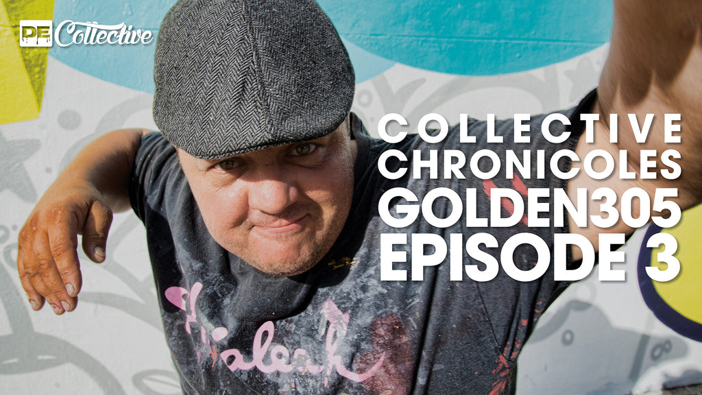Artist Spot -> GOLDEN - Collective Chronicles #3