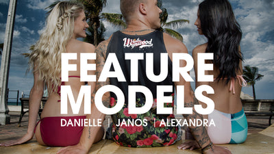 (Alexandra, Danielle & Janos) Feature Hustle Wynwood