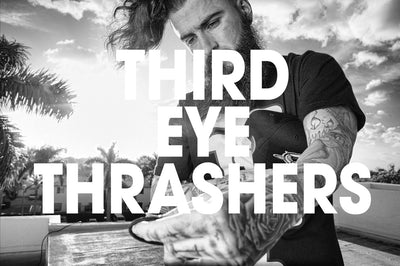 Geo (Kryn) Lara Feature (Third Eye Thrashers) Brand