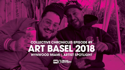 Art Basel `18 Artist Spotlights -> Collective Chronicles #9