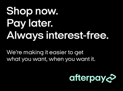 Pay for your purchase in four interest-free installments