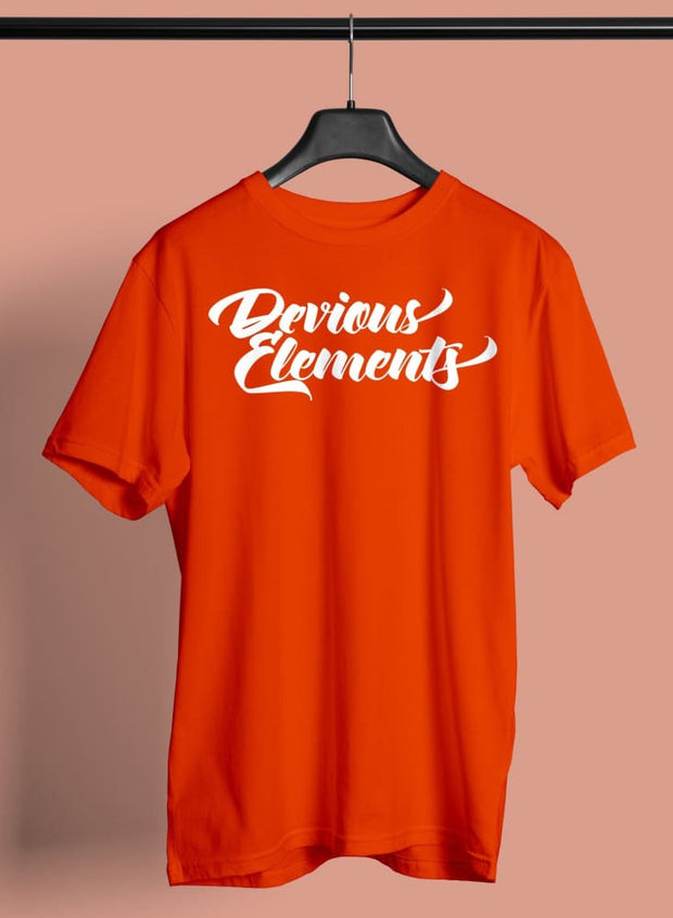 Devious Elements Crew T-Shirt - Devious Elements Apparel