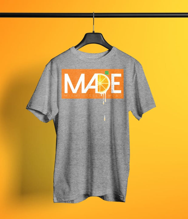 MADE Drip Logo Unisex Crew T-shirt - Devious Elements Apparel