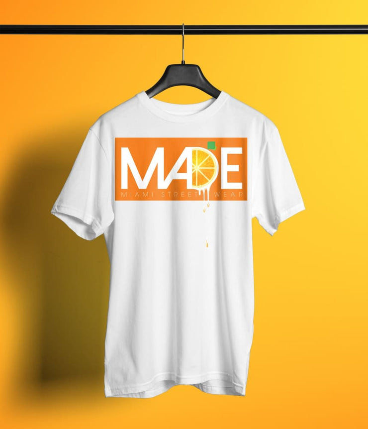 MADE Drip Logo Unisex Crew T-shirt Devious Elements Apparel Shirt MADE Drip Logo Unisex Crew T-shirt MADE Drip Logo Unisex Crew T-shirt - Devious Elements Apparel