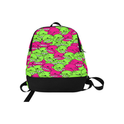 Goop Heads Berries Pattern Print Laptop Backpack - Devious Elements Apparel