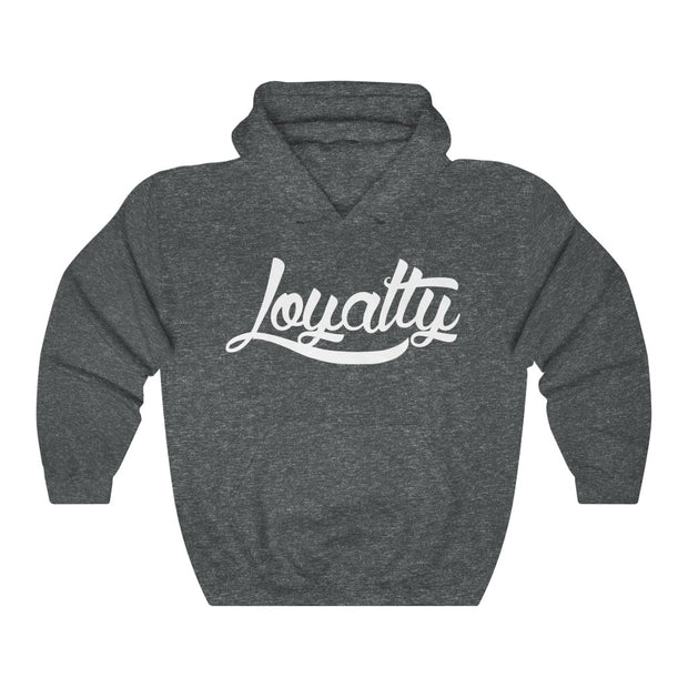 Loyalty Logo Pullover Unisex Hoodie 2 Loyalty Hoodie Loyalty Logo Pullover Unisex Hoodie 2 Loyalty Logo Pullover Unisex Hoodie 2 - Devious Elements Apparel