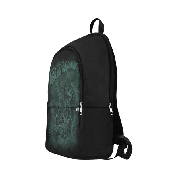 Creature From The Black Lagoon Laptop Backpack - Devious Elements Apparel