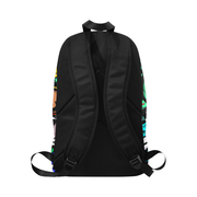 Devious Mugs Print Laptop Backpack