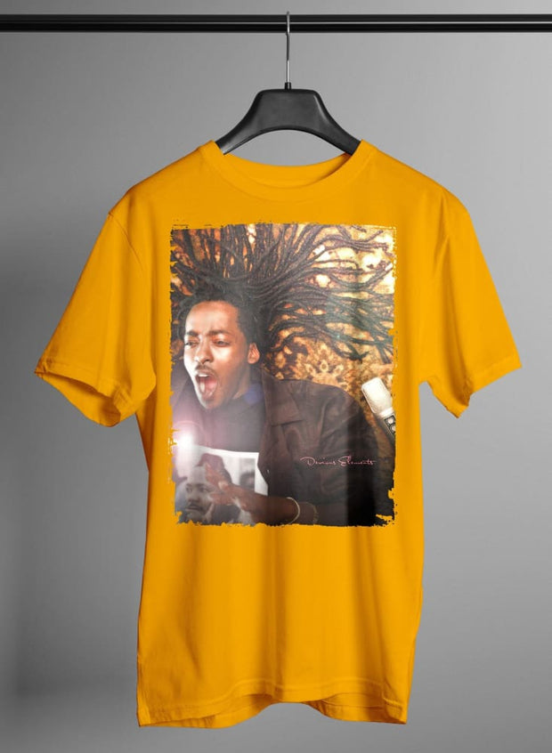 Divine Power MLK Crew T-shirt - Devious Elements Apparel