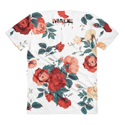 Tupac Floral Roses All Over Print Ladies T-shirt Devious Elements Apparel Women's All Over Print T-shirt Tupac Floral Roses All Over Print Ladies T-shirt Tupac Floral Roses All Over Print Ladies T-shirt - Devious Elements Apparel
