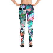 Confetti Texture Print Leggings Devious Elements Apparel Leggings Confetti Texture Print Leggings Confetti Texture Print Leggings - Devious Elements Apparel