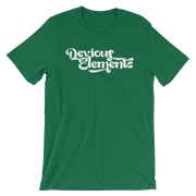 Devious Elements Logo Unisex Crew T-Shirt - Devious Elements Apparel