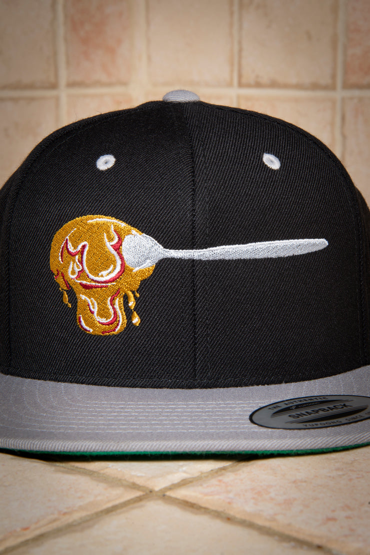 Espuma Cafecito Spoon High Profile Snapback Hat