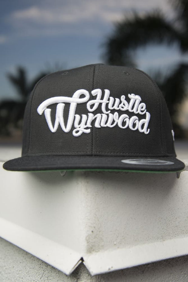 Hustle Wynwood Graffiti Black Snapback Hat Hustle Wynwood hat Hustle Wynwood Graffiti Black Snapback Hat Hustle Wynwood Graffiti Black Snapback Hat - Devious Elements Apparel