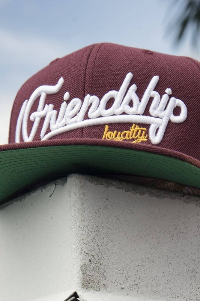 Loyalty Friendship Snapback Hat Loyalty hat Loyalty Friendship Snapback Hat Loyalty Friendship Snapback Hat - Devious Elements Apparel