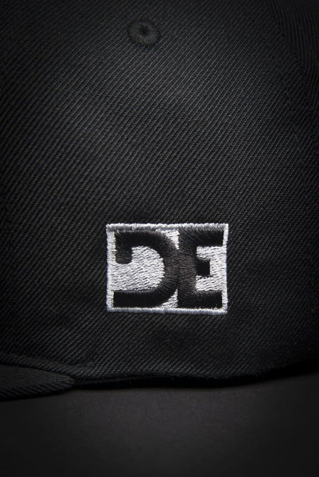 Devious Elements Silver Stitch Snapback Hat - Devious Elements Apparel