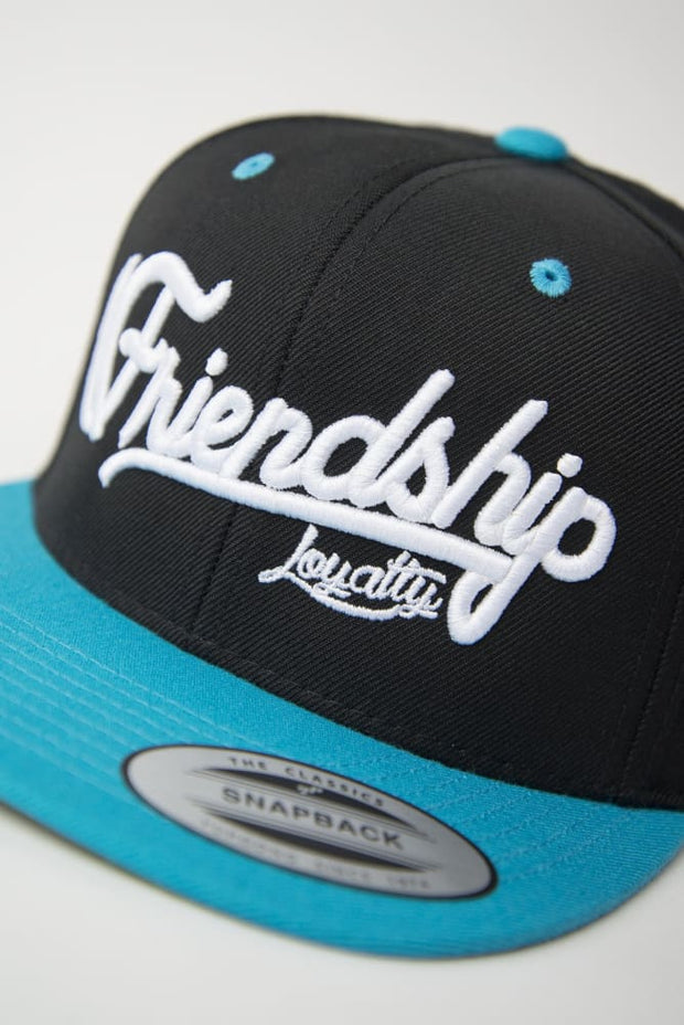 Loyalty Friendship Snapback Hat Vice Colors - Devious Elements Apparel
