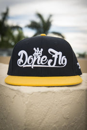 Dope Flo Snapback Hat Devious Elements Apparel hat Dope Flo Snapback Hat Dope Flo Snapback Hat - Devious Elements Apparel