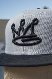 Crown Snapback Hat - Devious Elements Apparel