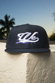 We Drippin 5 Panel Snapback - Devious Elements Apparel