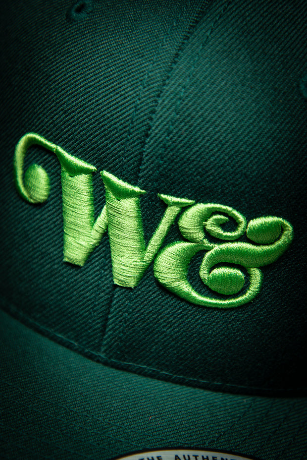 We Fancy Curls 3D Letters Snapback Devious Elements Apparel hat We Fancy Curls 3D Letters Snapback We Fancy Curls 3D Letters Snapback - Devious Elements Apparel