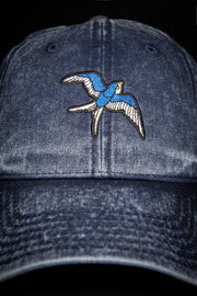 Blue Bird Vintage Dad Hat