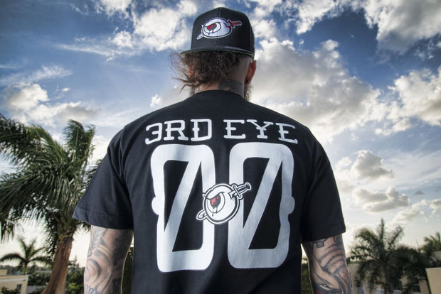 Third Eye Thrashers Rib Cage Classic Crew - Devious Elements Apparel