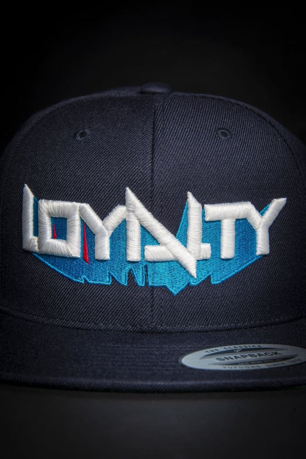 Loyalty 3D Block Letters Snapback Loyalty hat Loyalty 3D Block Letters Snapback Loyalty 3D Block Letters Snapback - Devious Elements Apparel