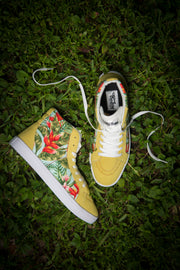 Tropic Vibes Print Canvas Hi-Top Ladies Sneakers Devious Elements Apparel shoes Tropic Vibes Print Canvas Hi-Top Ladies Sneakers Tropic Vibes Print Canvas Hi-Top Ladies Sneakers - Devious Elements Apparel
