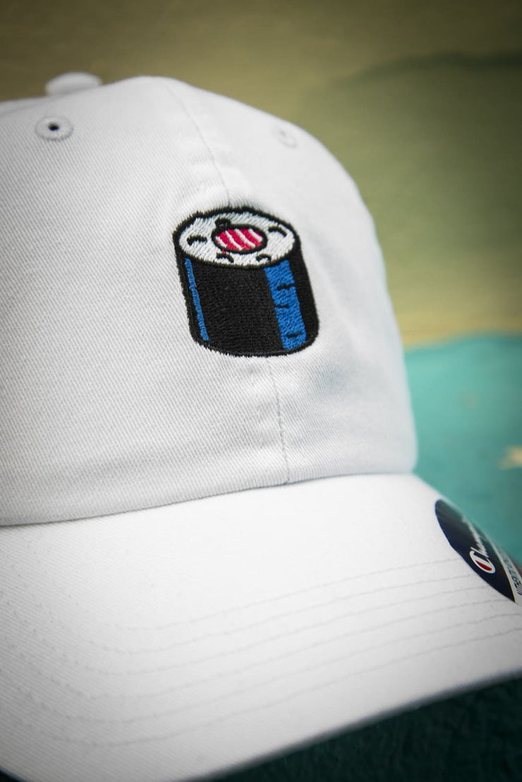 Sushi Champion Premium Dad Hat - Devious Elements Apparel