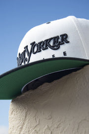 New Yorker For Life Snapback Hat - Devious Elements Apparel
