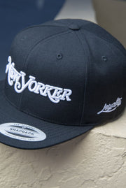 New Yorker Loyalty Snapback Hat - Devious Elements Apparel