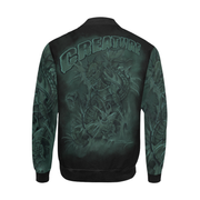 Creature From The Black Lagoon Bomber Windbreaker Jacket