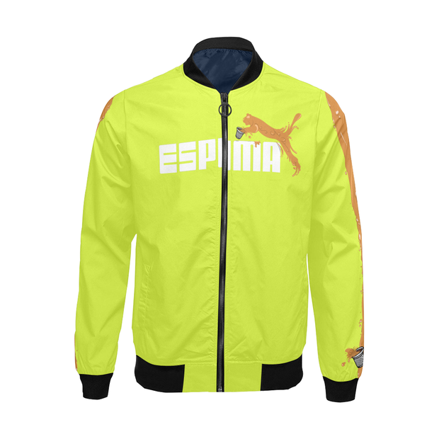 Espuma Azucar Bomber Windbreaker Jacket ESPUMA Bomber/Windbreaker Jacket Espuma Azucar Bomber Windbreaker Jacket Espuma Azucar Bomber Windbreaker Jacket - Devious Elements Apparel
