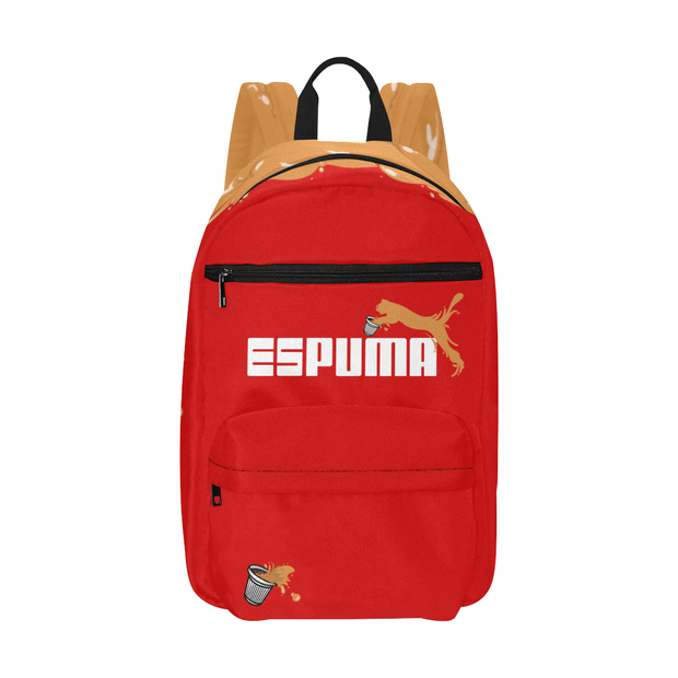 Espuma Azucar Large Capacity Travel Backpack