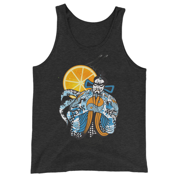 Fumanchu Jack Says Unisex Tank - Devious Elements Apparel
