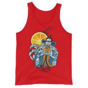 Fumanchu Jack Says Unisex Tank Loyalty Tank Fumanchu Jack Says Unisex Tank Fumanchu Jack Says Unisex Tank - Devious Elements Apparel