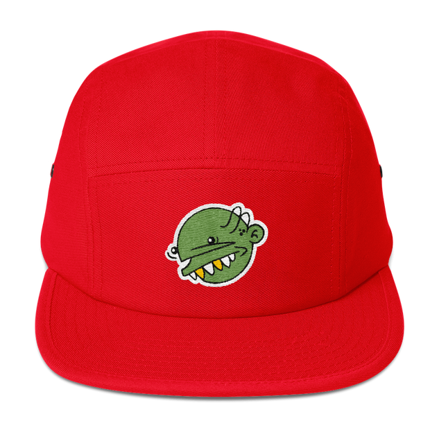 Goop Head Green Logo Fisherman Hat Goopmassta hat Goop Head Green Logo Fisherman Hat Goop Head Green Logo Fisherman Hat - Devious Elements Apparel