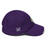 Green Goop Head Dad Hat - Devious Elements Apparel
